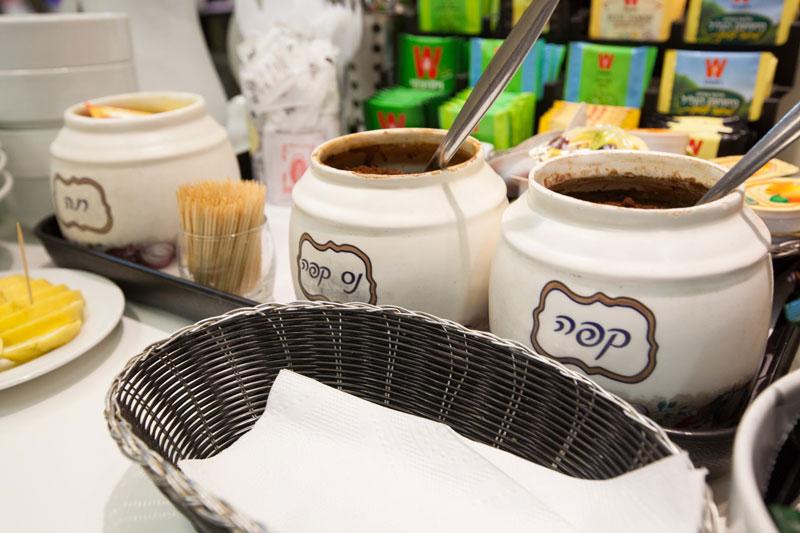 תה וקפה