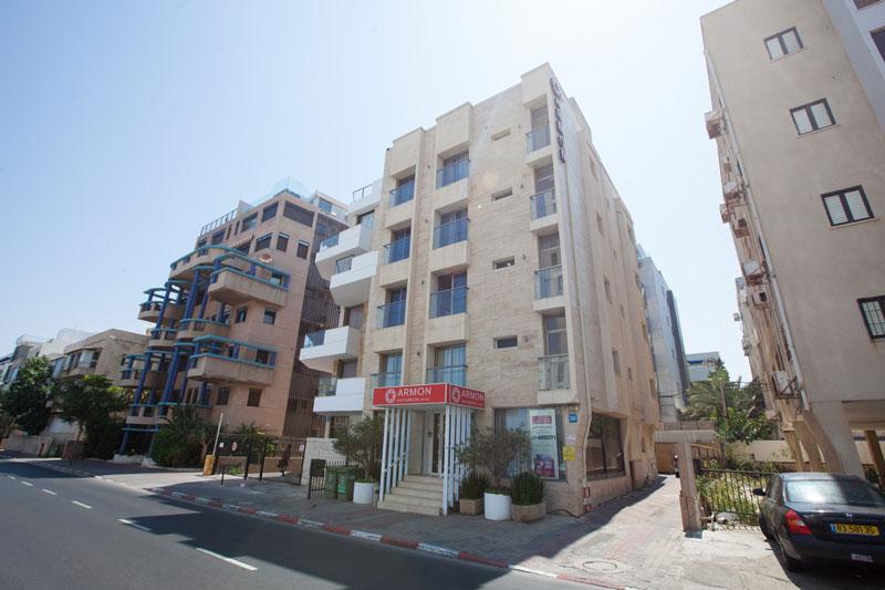 בניין ארמון הירקון- תל-אביב