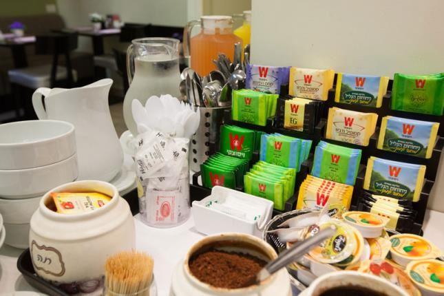 פינת תה וקפה